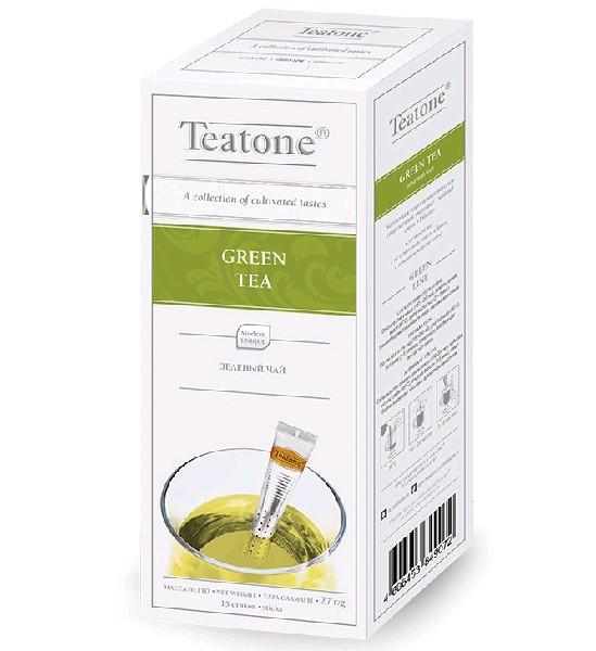 TEATONE Чай зеленый