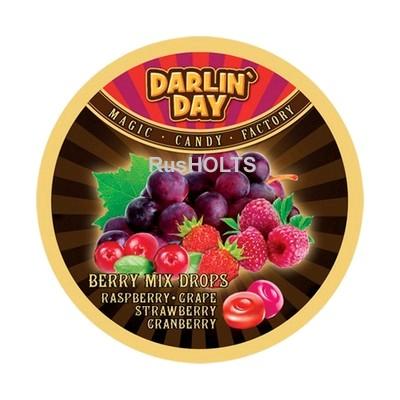 DARLIN`DAY карамель леденцовая BERRY MIX