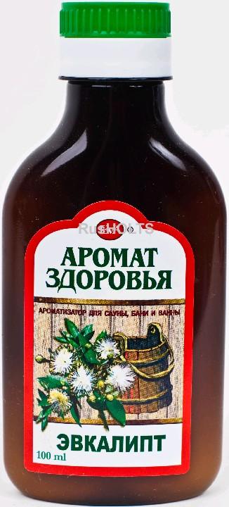 """Ароматизатор """"ЭВКАЛИПТ"""",100мл"""