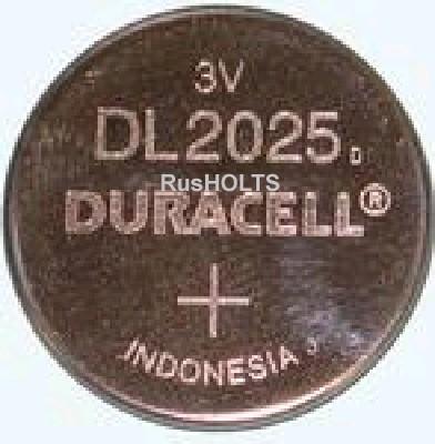 Duracell Батарейки DL 2025