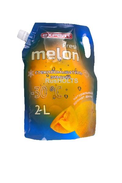 EXPERT Стеклоомыватель Fresh Melon 2л -30 (дой пак)