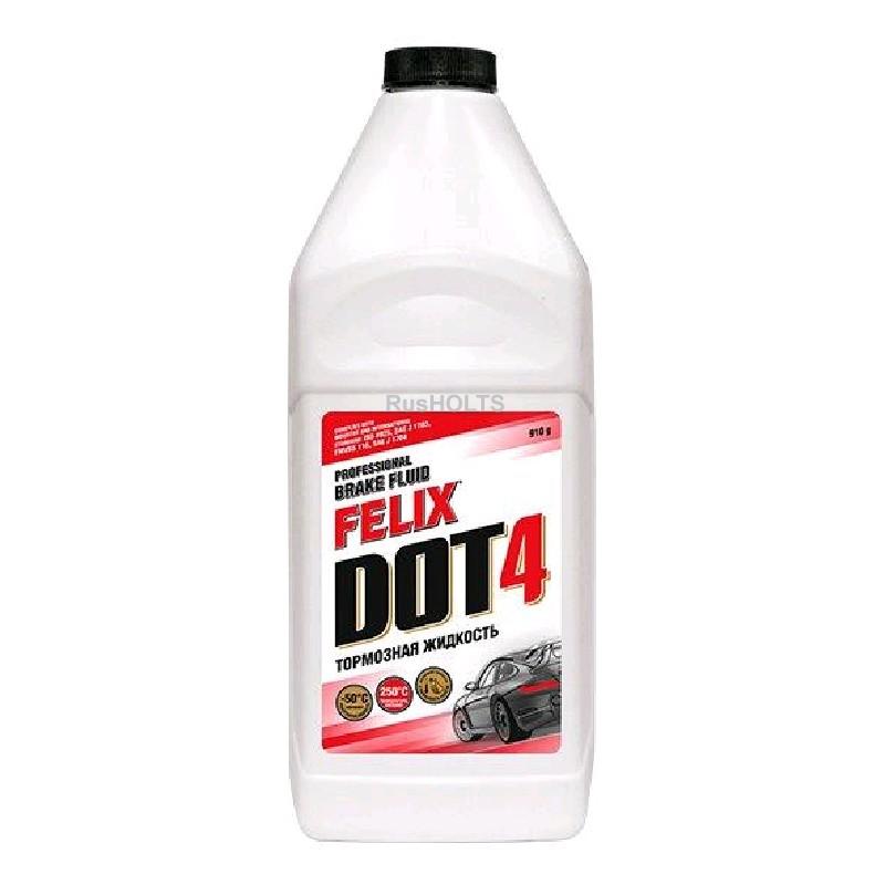 FELIX Тормозная жидкость DOT4, 455г