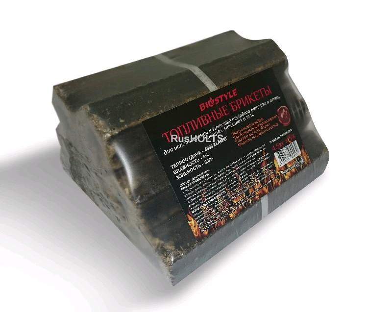Топливные Брикеты Piny Kay 4,5 кг, Biostyle