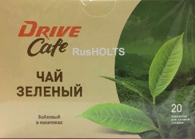 ГПН КАФЕ Чай зеленый  20шт 1,5гр Drive Cafe