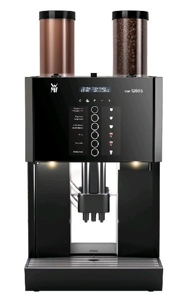 Кофе-машина WMF 1200S, Basic.Milk, 1 км, Какао, без подк. к воде