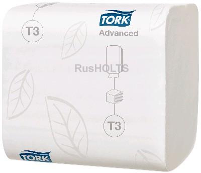 МБП Туалетная бумага Tork Advanced листовая 114271