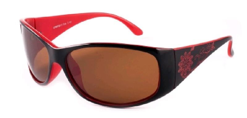 CF очки поляриз. женск. коричн. линза CF8018
