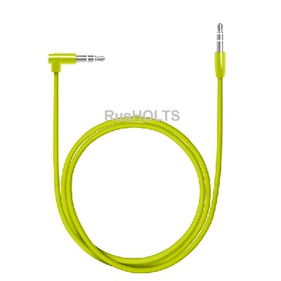 AUX Slim аудиокабель 3.5мм, 1.2м, Deppa