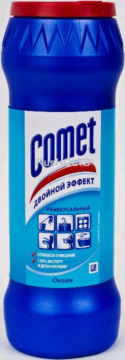 Чистящий порошок Комет в асс., 475г