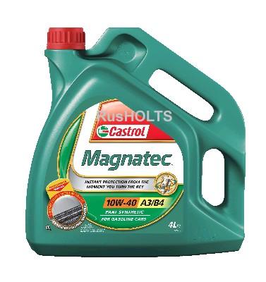 Castrol масло моторное Magnatec A3/B3 10W-40 4л
