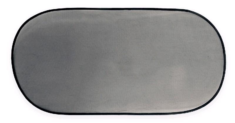 OLMIO Шторка солнцезащитная 100х50см на заднее стекло автомобиля