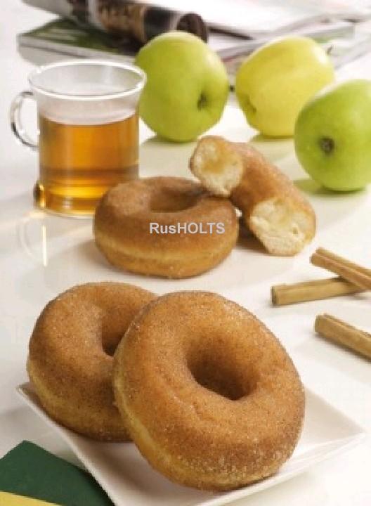 "BAKING Донат яблоко/корица  ""Дон Фудс"" 65 гр х 72 шт.  (Голландия)"