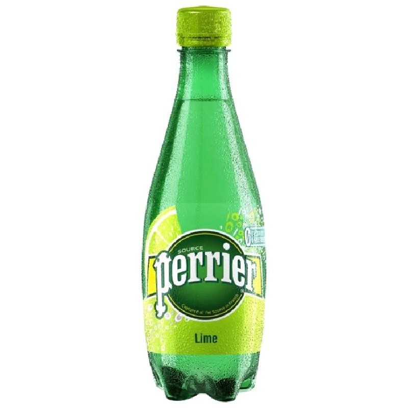 Perrier Напиток б/алк газ лайм пэт 500 мл*24шт
