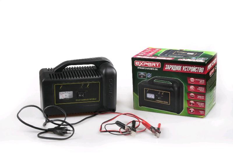 EXPERT Зарядное устройство для аккумулятора 207