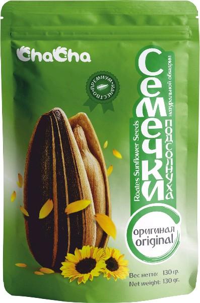 ChaCha Семечки оригинальный вкус, 130г/36