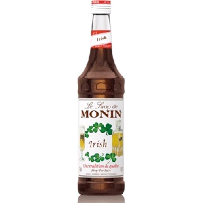 Сироп MONIN пастеризованный со вкусом и ароматом сливок и кофе
