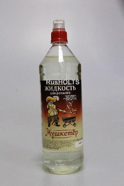 Жидкость для розжига МУШКЕТЁР 1 л