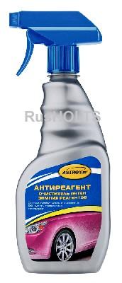 Astrohim - Антиреагент очиститель пятен зимних реагентов 500 мл