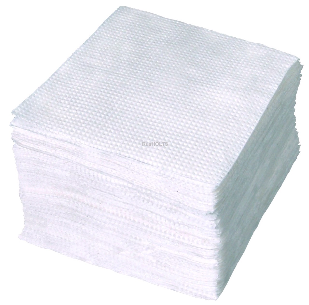 КАФЕ Салфетки бумажные 24х24см 100шт 1-сл. белые