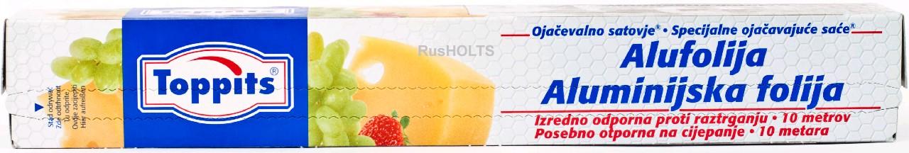 Пищевая пленка ТОППИТС 29,5 х 30м в коробке
