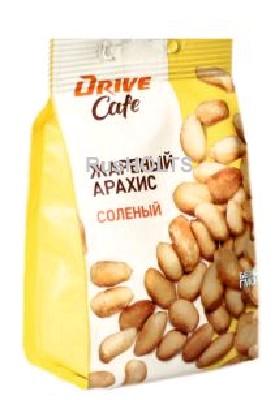Drive Cafe Арахис жареный соленый, 100 гр
