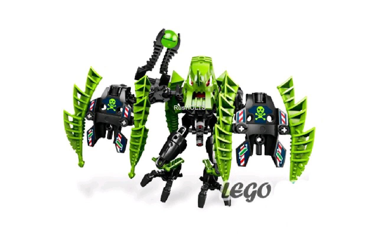 Игр. кат.11 LEGO Фабрика Героев Корродер