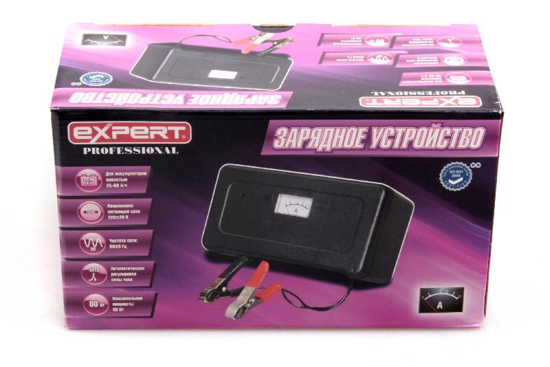 EXPERT Зарядное устройство для аккумулятора 201