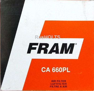 Фильтр воздушный Fram (ВАЗ 2107, 2108, 2121, 2110)