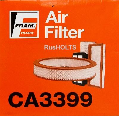 Фильтр воздушный Fram (ВАЗ 2110 инжекторн.)