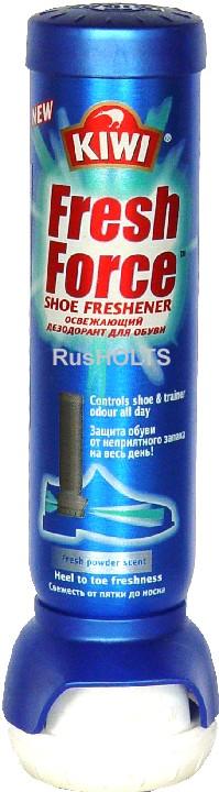 KIWI Спрей-дезодорант освежающий д/обуви 100 мл.
