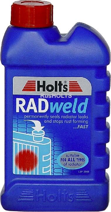 HOLTS - Герметик радиатора, предупреждающий утечку на 22 л.,250 мл  Holts