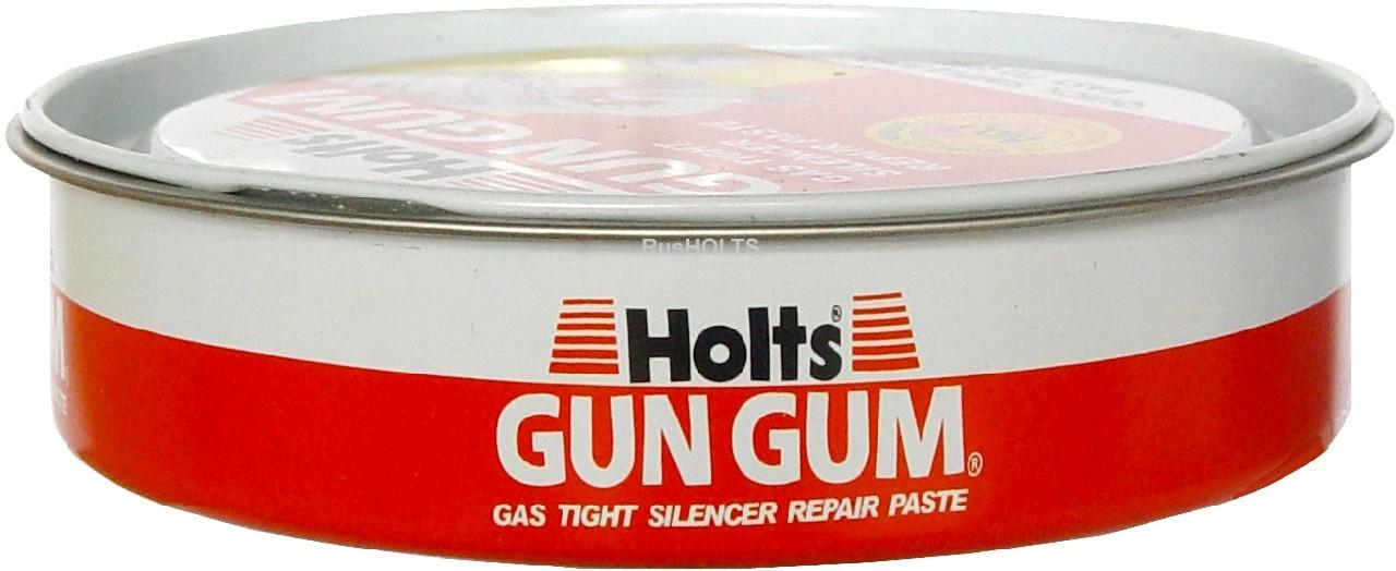 HOLTS - Паста для заделки малых отверстий глушителя 200 г  Holts