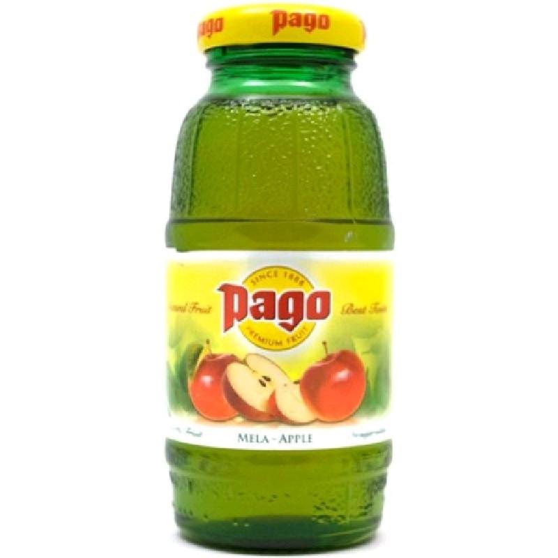 Сок Pago Яблоко (Apple) 0,2х24 бут