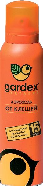 Gardex Extreme Аэрозоль от клещей 150 мл