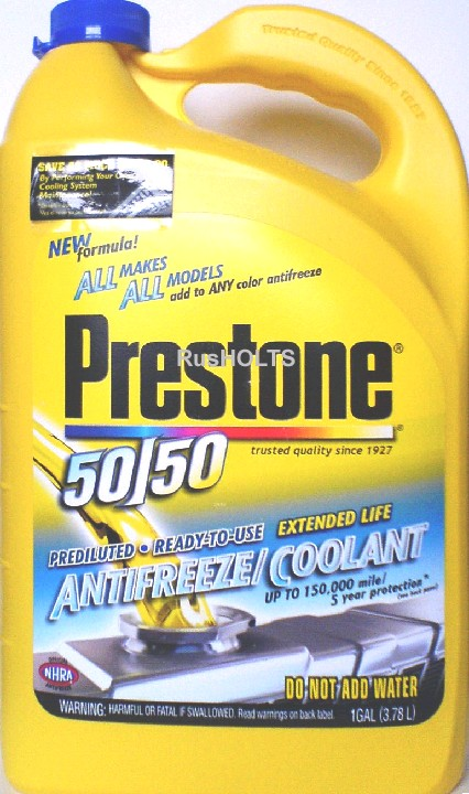 PR - Антифриз Prestone, до -37С, 4л
