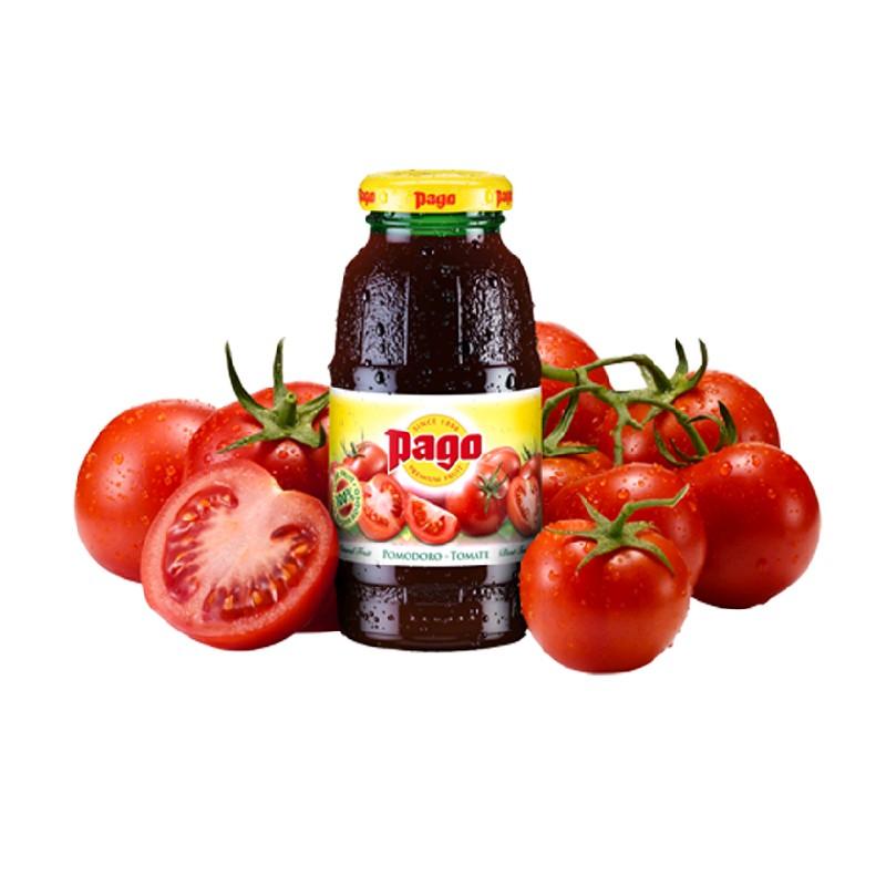 Сок Pago Томат (Tomato) 0,2х24 бут