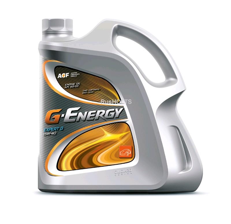G-Energy масло моторное Expert G 15W40 4л