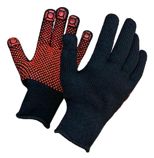 Перчатки полиакрильные с ПВХ утепленные