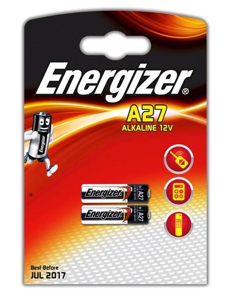 Energizer Элемент питания спец. E27А 12V BP2, 2 шт