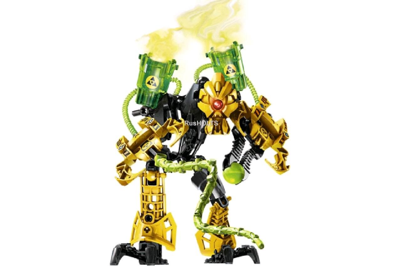 Игр. кат.11 LEGO Фабрика Героев Мелтдаун