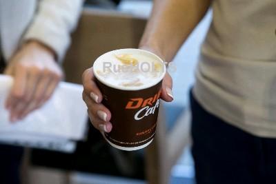 Drive Cafe Стакан 250мл 1шт