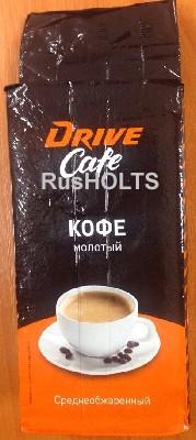 ГПН Drive Cafe НГ Кофе жареный молотый 250г