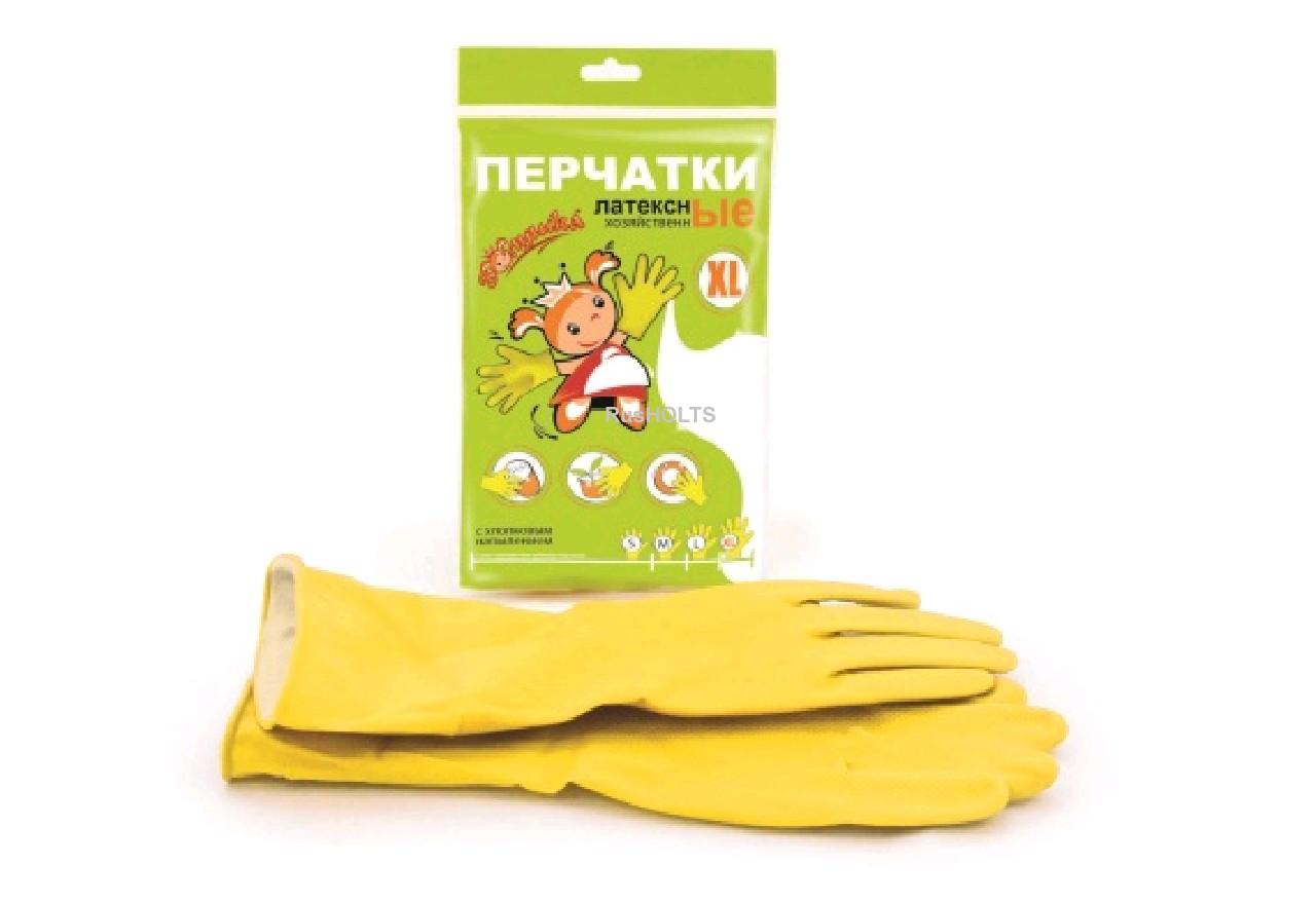 МАТЕРИАЛЫ Перчатки резиновые XL