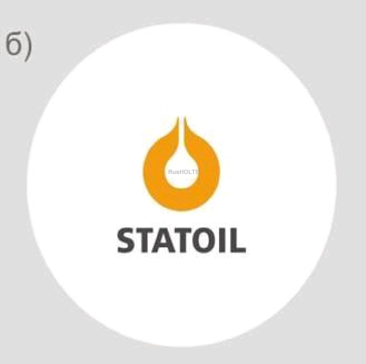 Наклейка световозвращающая Statoil