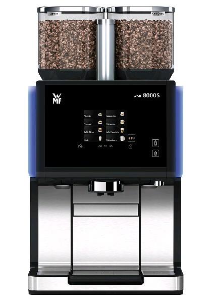 """Кофе-машина WMF """"8000S"""", ActiveMilk, 2 кофемолки, Какао, Дуо сток"""