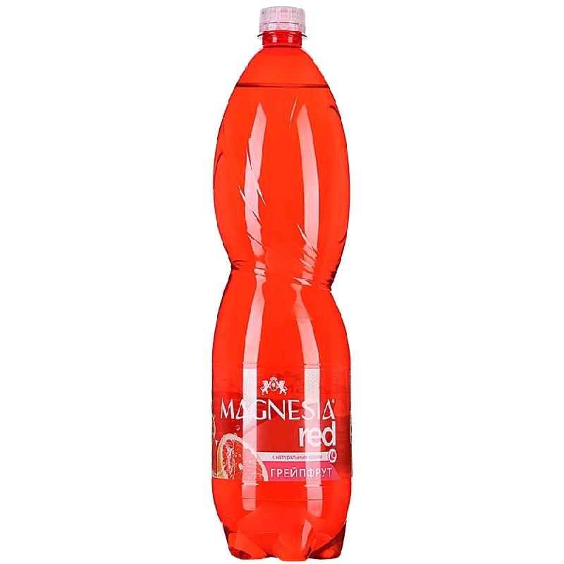 MAGNEZIA Напиток безалкогольный RED Грейпфрут  газ 1,5 л ПЭТ