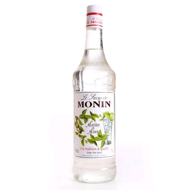 Сироп MONIN пастеризованный со вкусом и ароматом мяты