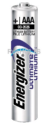 Energizer Ultimate Lithium Бат. лит. FR03-AAA 2 шт