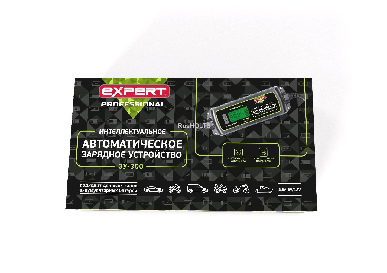 EXPERT Автоматическое зарядное устройство ЗУ-300