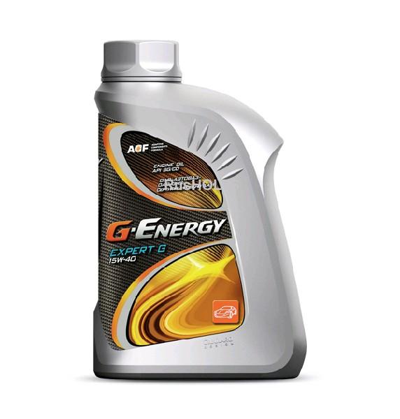 G-Energy масло моторное Expert G 15W40 1л